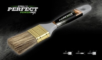 Flat paintbrush Wood