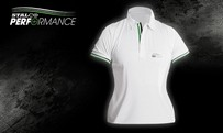 Sports polo shirt for women