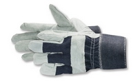 Leather gloves S-Skin W